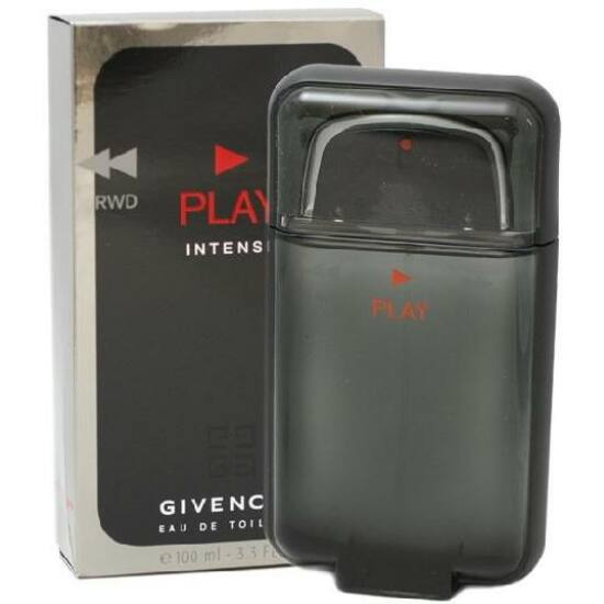 Givenchy Play Intense for Men EDT 100ml férfi parfüm