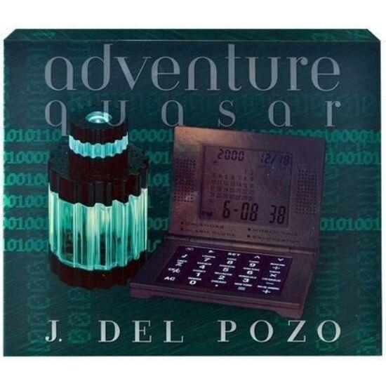 Jesus Del Pozo:Quasar Adventure férfi parfüm edt 75ml + Kalkulátor csomag