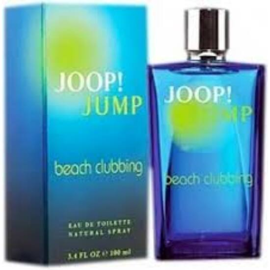 joop jump beach clubbing férfi parfüm edt 100ml
