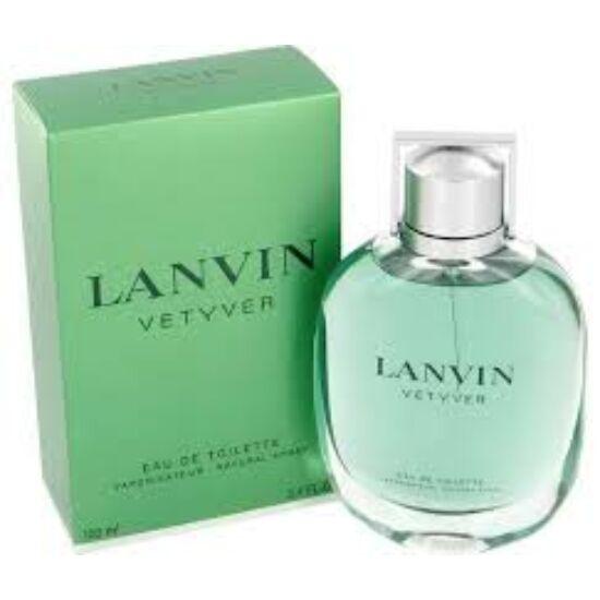 Lanvin Paris:Vetyver férfi parfüm edt 100ml