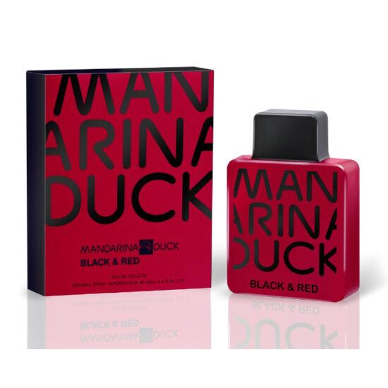 Mandarina Duck Black & Red férfi parfüm edt 100ml