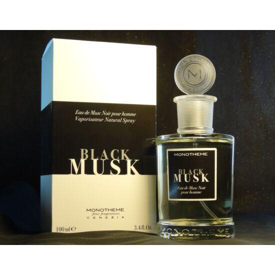 Monotheme fine fragrances  Venezia Black Musk Eau de Musk Noir férfi parfüm 100ml