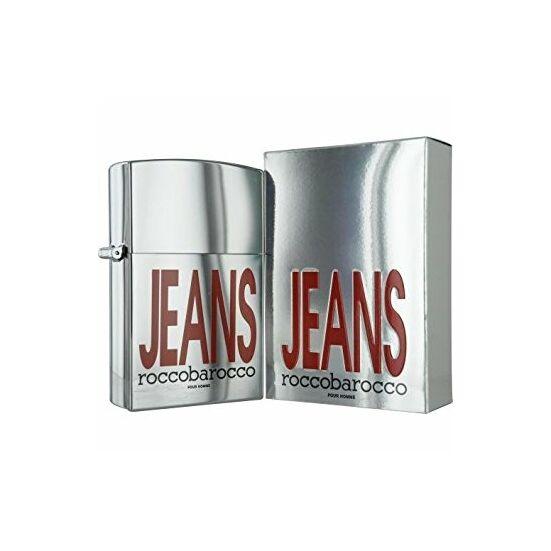 Roccobarocco Jeans Homme edt férfi parfüm 75ml