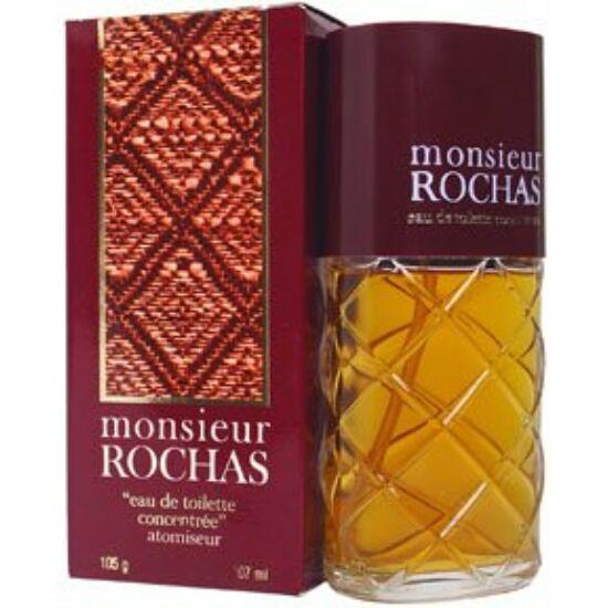 Rochas monsieur rochas edt férfi parfüm 58ml teszter