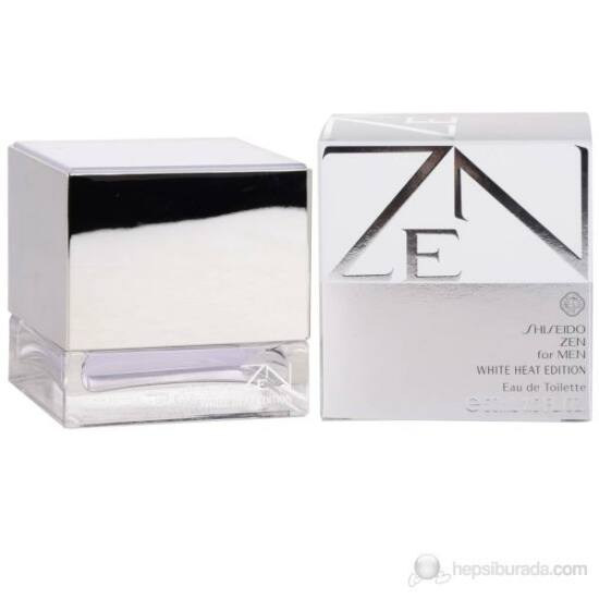 Shiseido Zen White Heat Edition for Men EDT 50ml férfi parfüm