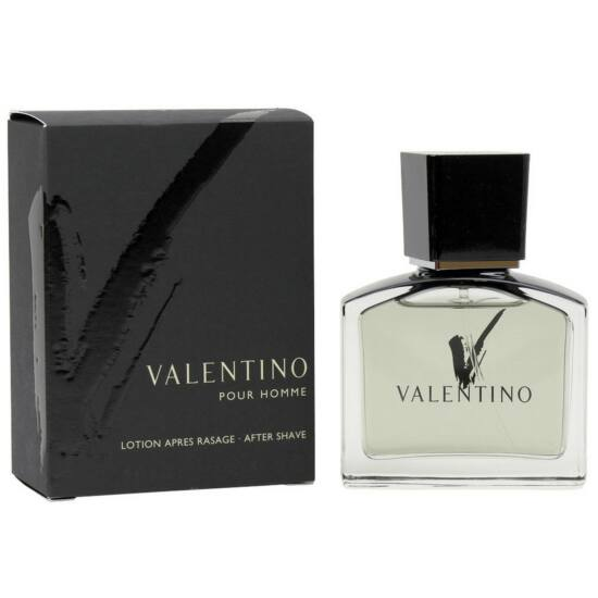Valentino V Pour Homme férfi parfüm  100ml aftershave