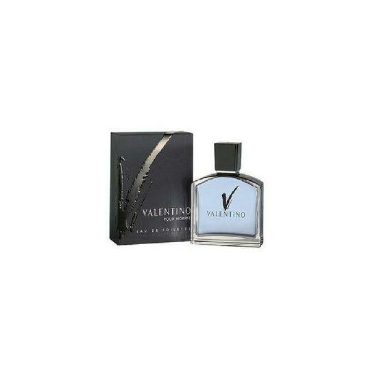 Valentino V Pour Homme férfi parfüm edt 100ml