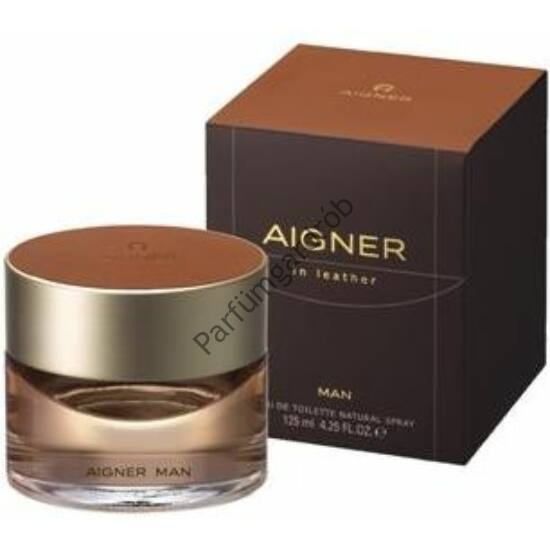 Aigner:In Leather Men toilette