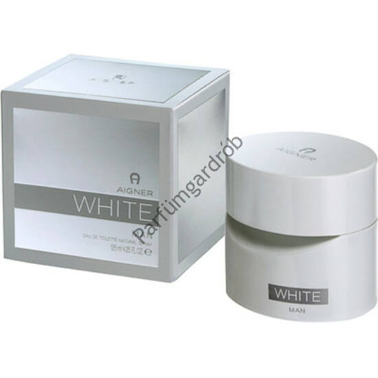 Aigner White Men toilette