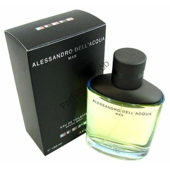 Alessandro Dell' Acqua : Alessandro Dell' Acqua Man