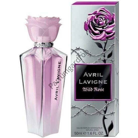 Avril Lavigne  Wild rose női parfüm edp 15ml