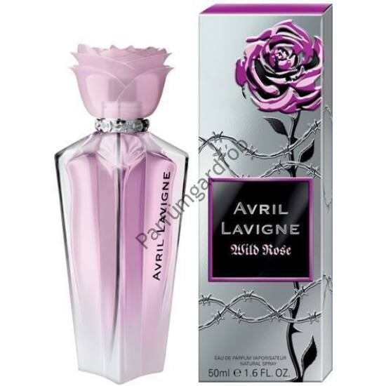Avril Lavigne  Wild rose női parfüm edp 50ml