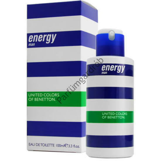 Benetton:Energy Men