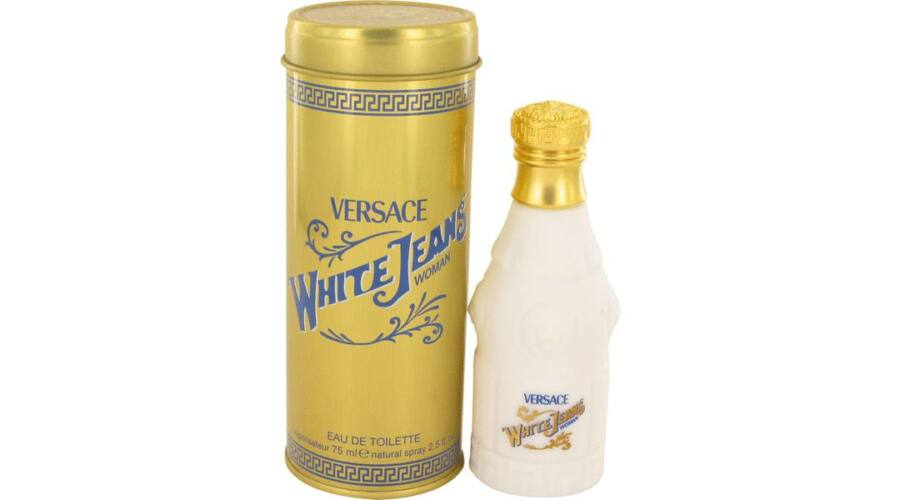 Versace White Jeans Női Parfüm Edt 75ml Versace Shoprenter Demo