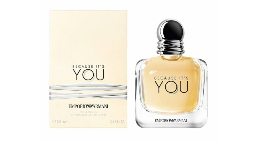 Giorgio Armani Because Its You Női Parfüm Edp 50ml Armani