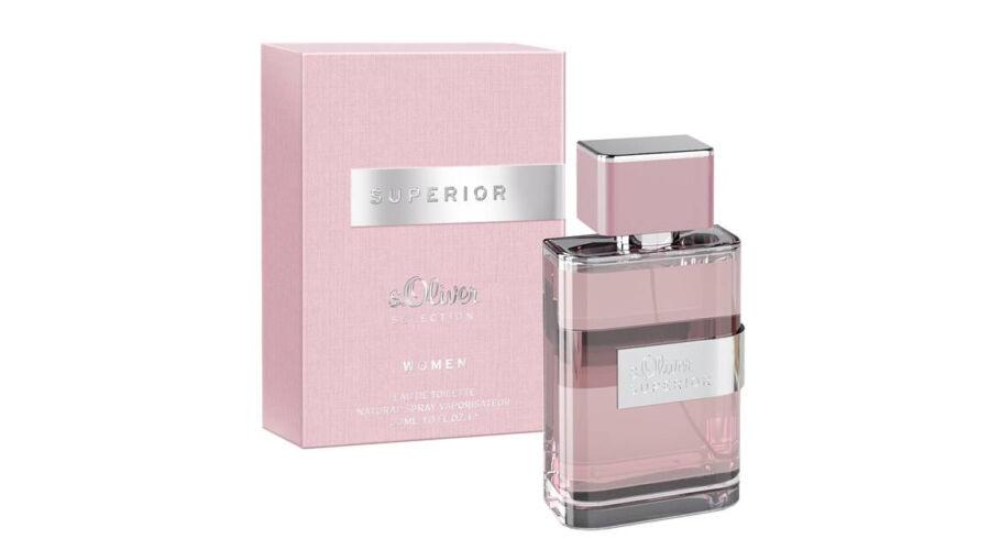 65cc38042499 S.Oliver: Superior selection for women női parfüm edt 30ml - S ...