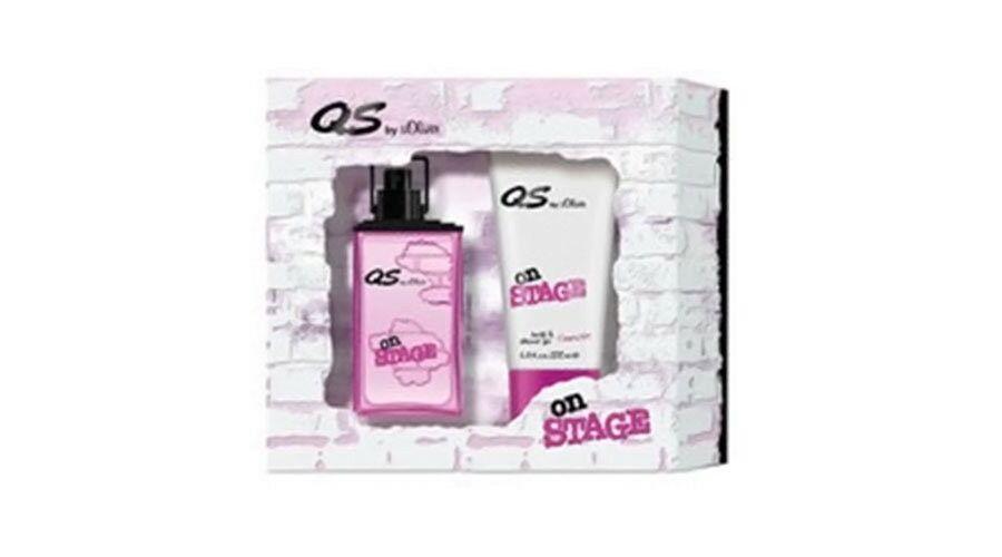 390b2f19ac38 S.Oliver QS on Stage female edt női parfüm 30ml szett csomag - S ...